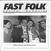Fast Folk Musical Magazine (Vol. 6, No. 2) Mike Porco In Memoriam by Various Artists