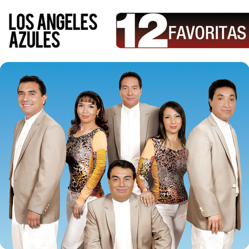 12 Favoritas by Los Angeles Azules