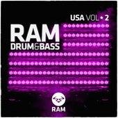 Ram Drum & Bass USA, Vol. 2 by Various Artists