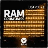 Ram Drum & Bass USA, Vol. 3 by Various Artists