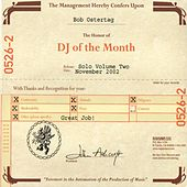DJ of the Month: Bob Ostertag Solo, Vol.2 by Bob Ostertag
