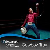 Buffalo Stampede [Live] [Rhapsody Originals] by Cowboy Troy