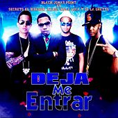 Deja Me Entrar (feat. Randy Nota Loca y de la Ghetto & Secreto el Biberon) by Black Jonas Point