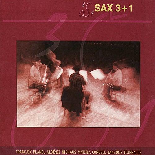 SAX 3 + 1 by SAX 3