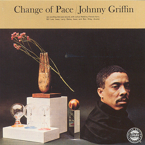 Change Of Pace by Johnny Griffin