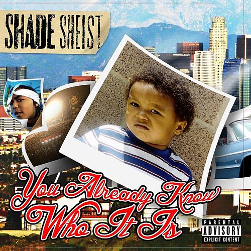 You Already Know Who It Is by Shade Sheist