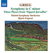 GRIEG: Symphony in C minor by Malmo Symphony Orchestra