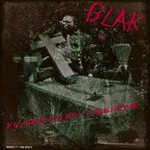 Frankenstein Valentine by Blak