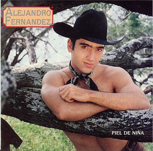 Piel De Nina by Alejandro Fernández