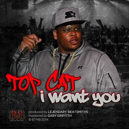 I Want You by Top Cat