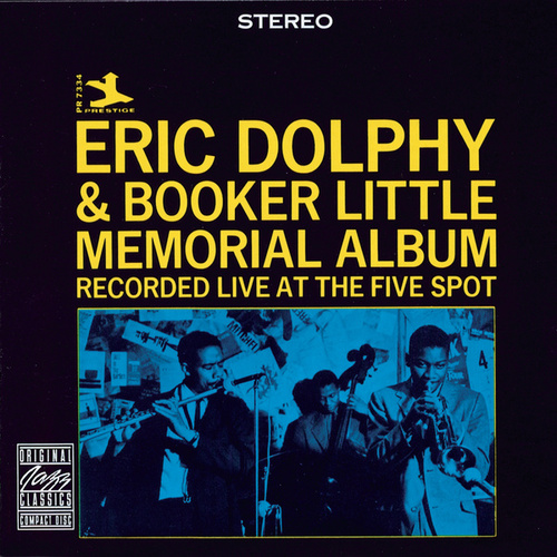 Memorial Album by Eric Dolphy