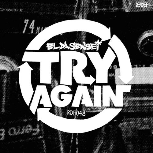 Try Again (EP) by El Da Sensei