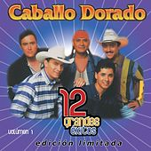 12 Grandes exitos Vol. 1 by Caballo Dorado