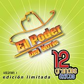 12 Grandes exitos Vol. 1 by El Poder Del Norte