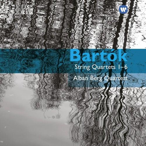 Bartok: String Quartets by Alban Berg Quartet