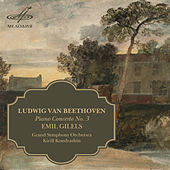Beethoven: Piano Concerto No. 3 by Emil Gilels