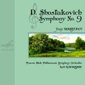 Shostakovich: Symphony No. 9 by Yuriy Nekhlyudov