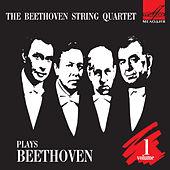 Beethoven Quartet Plays Beethoven, Vol. 1 by The Beethoven Quartet