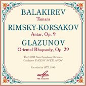 Oriental Rhapsody (Live) by USSR State Academic Symphony Orchestra
