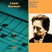 Russian Piano School, Vol. 3 by Lazar Berman