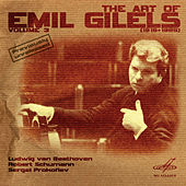 Art of Emil Gilels, Vol. 3 by Emil Gilels