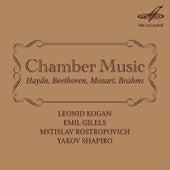 Kogan, Rostropovich, Gilels, Shapiro: Chamber Music by Various Artists