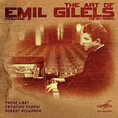 Art of Emil Gilels, Vol. 2 by Emil Gilels