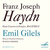 Haydn: Piano Concerto No. 11, Hob. XVIII:11 by Emil Gilels