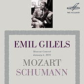 Emil Gilels: Selected Recordings, Vol. 8 (Live) by Emil Gilels