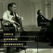Chopin: Polonaise Brilliante - Schumann: Fantasiestücke - Rachmaninoff: Sonata by Various Artists
