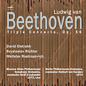 Beethoven: Triple Concerto for Violin, Cello, and Piano in C Major, Op. 56 by Svyatoslav Richter