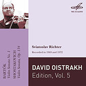 David Oistrakh Edition, Vol. 5 by Svyatoslav Richter
