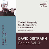David Oistrakh Edition, Vol. 3 by Various Artists