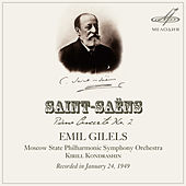 Saint-Saëns: Piano Concerto No. 2, Op. 22 by Emil Gilels