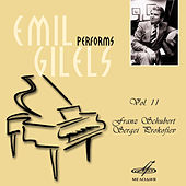 Emil Gilels: Selected Recordings, Vol. 11 by Emil Gilels