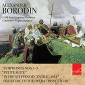 Borodin: Symphonic Works by USSR State Academic Symphony Orchestra