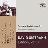 David Oistrakh Edition, Vol. 1 by David Oistrakh