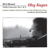 Mozart: Violin Concertos Nos.1 & 4 by Oleg Kagan