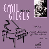 Emil Gilels: Selected Recordings, Vol. 3 by Emil Gilels