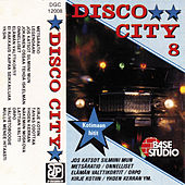 Disco City 8 - Kotimaan Hitit by Various Artists
