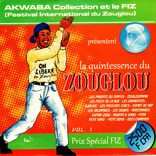 La quintessence du zouglou by Various Artists