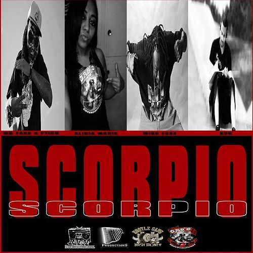 Scorpio (feat. Alicia Marie, Mike Feez & Mr. Take a F7ick) by Apg