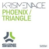Phoenix / Triangle by Kris Menace