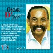 La Leyenda Viva Oscar D Leon by Oscar D'Leon