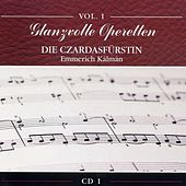 Glanzvolle Operetten: Die Czardasfürstin by Various Artists