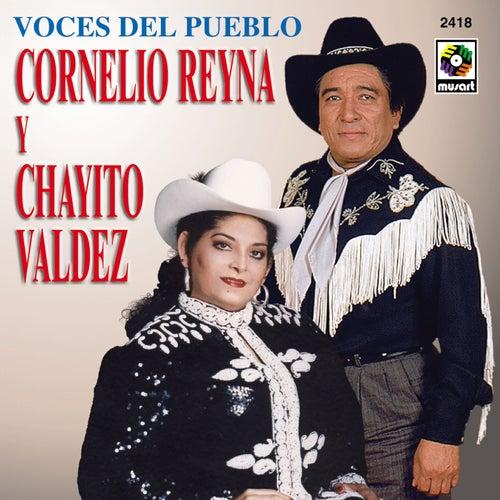 Voces Del Pueblo by Cornelio Reyna