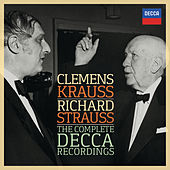 Clemens Krauss - Richard Strauss - The Complete Decca Recordings by Various Artists
