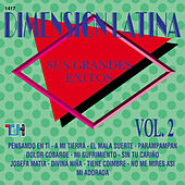 Sus Grandes Exitos Vol. Ii Dimension Latina by Dimension Latina