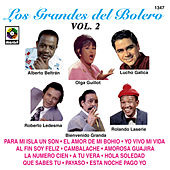 Los Grandes Del Bolero Vol. 2 by Various Artists