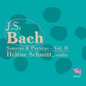 J.S. Bach: Sonatas & Partitas for Solo Violin, Vol. 2 by Helene Schmitt